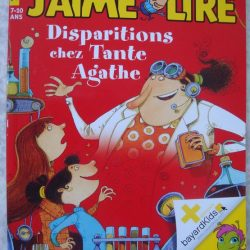 Disparition chez Tante Agathe