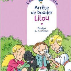 Ecole d'Agathe (L') - Arrête de boudre Lilou