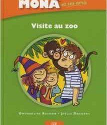 Je lis avec Mona, Visite au Zoo