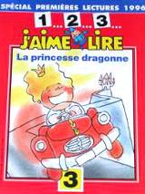 La princesse dragonne reberg