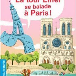 La tour Eiffel se balade à Paris!