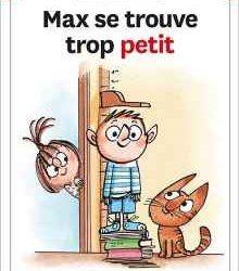 Max se trouve trop petit