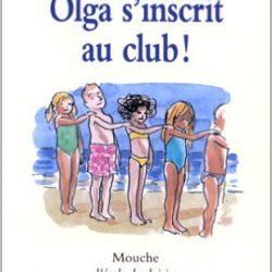 Olga s'inscrit au club !