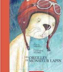 On a volé les oreilles de Monsieur Lapin