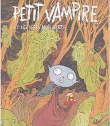 Petit Vampire et les pères Noël verts