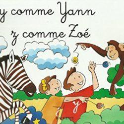 Y comme Yann et Z comme Zoé