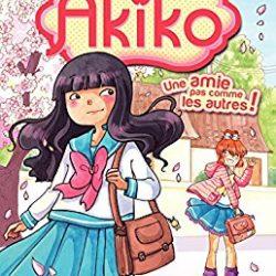 Akiko, une amie pas comme les autres !