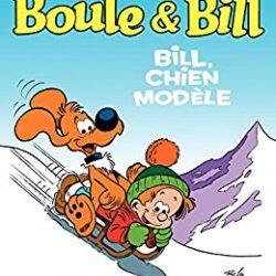 Boule et Bill - Bill, chien modèle