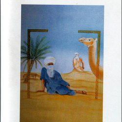 Kaab, l'enfant-oiseau du Sahara