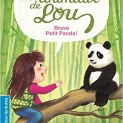 Les animaux de Lou Bravo, petit Panda !