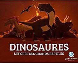 Les dinosaures Clémentine baron