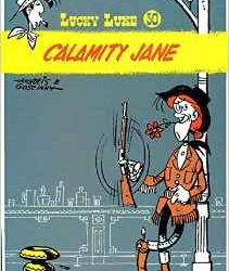 Lucky Luke - Calimity Jane