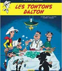 Lucky Luke - Les tontons Dalton