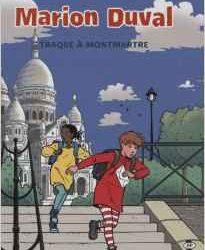 Marion Duval - Traque à Montmartre