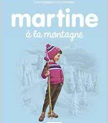 Martine à la montagne