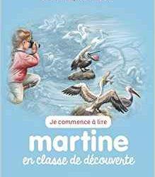 Martine en classe de découverte