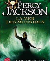Percy Jackson la mer des monstres