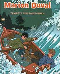 Tempête sur Saint-Roch