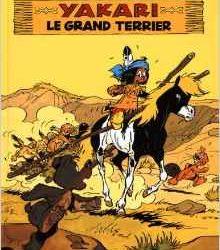 Yakari, le Grand Terrier