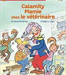 Calamity Mamie chez le vétérinaire