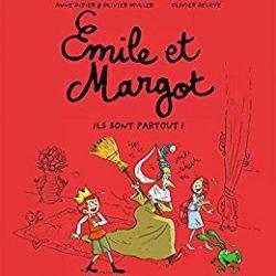 Emile et Margot Ils sont partout!