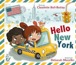 Hello New York Bull-Buttay