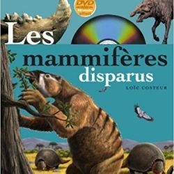 Les mammifères disparus