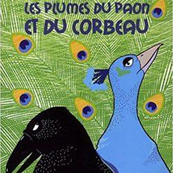 Les plumes du paon et du corbeau