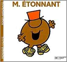 Monsieur Etonnant