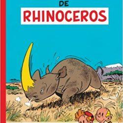 Spirou et Fantasio - La corne du rhinocéros