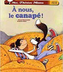 Thérèse Miaou A nous le canapé
