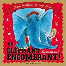 Un éléphant légèrement encombrant!