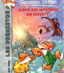 Alerte aux météorites sur Silexcity