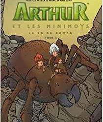 Arthur et les Minimoys – la BD du roman tome 3