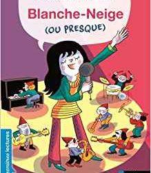 Blanche-Neige (ou presque)
