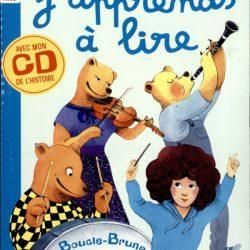 Boucle-Brune et les musiciens