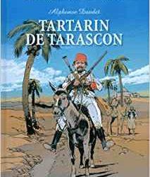 Les incontournables de la littérature en BD - Tartarin de Tarascon