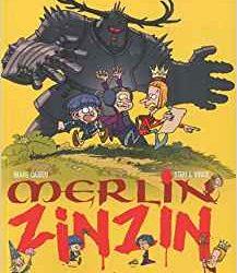 Merlin Zinzin Tome 4