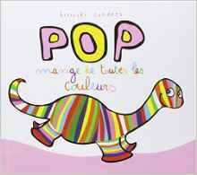 Pop mande de toutes les couleurs