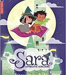 Sara apprentie sorcière - Prisonnier au château