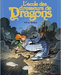 l'école des dresseurs de dragons vol au donjon