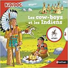 Kididoc - Les cow-boys et les Indiens