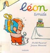 Léon timide
