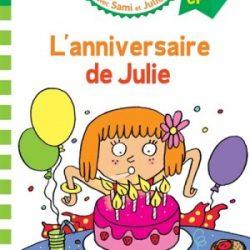 L'anniversaire de Julie massonaud