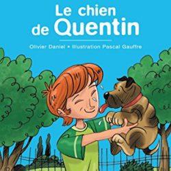 Le chien de Quentin.