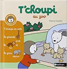 Tchoupi au Zoo