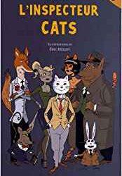 'inspecteur Cats et le mystère de la rue Jean Némar.