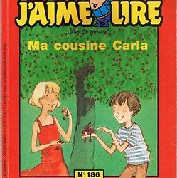 Ma cousine Carla lefèvre