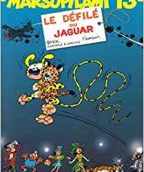 Marsupilami Le défilé du jaguar 13