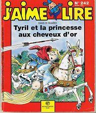 Tyril et la princesse aux cheveux d'or